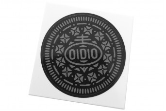 OIDIO Cookie Sticker