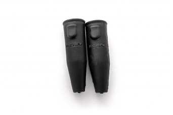 Neutrik Rean Female Mini-XLR Black Sleeve Cover Pair