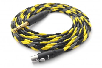 OIDIO Mongrel Cable for 3-pin mini-XLR Headphones