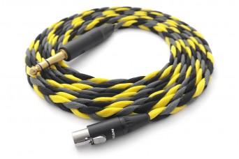OIDIO Mongrel Cable for 3-pin mini-XLR Headphones
