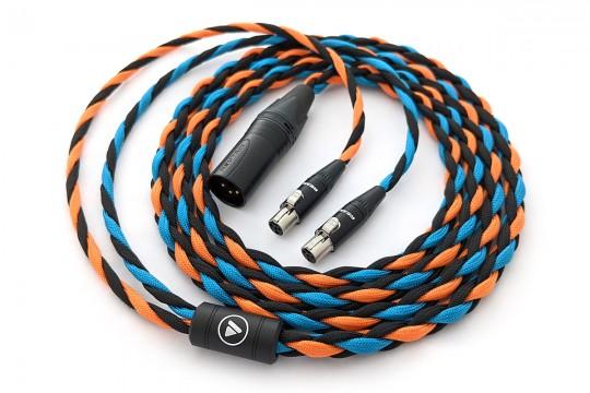 OIDIO Mongrel Cable for Audeze LCD, Meze Empyrean, Kennerton & ZMF Headphones