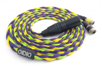 OIDIO Mongrel Cable for Dan Clark Audio Aeon, Alpha & Ether Headphones