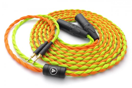 OIDIO Mongrel Cable for Dual 2.5mm Headphones