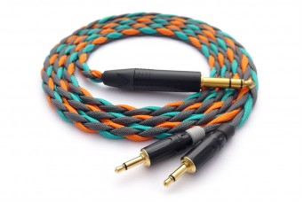 OIDIO Mongrel Cable for Focal Clear, Elear, Elegia & Stellia Headphones