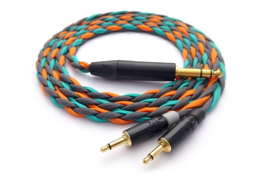 OIDIO Mongrel Cable for HiFiMAN Ananda, Arya & Sundara Headphones