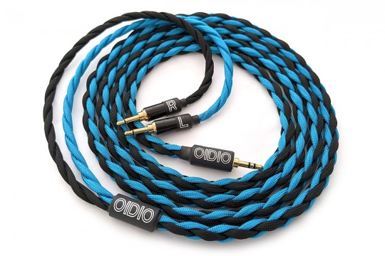 OIDIO Mongrel Cable for Focal Clear, Elear, Elegia & Stellia Headphones