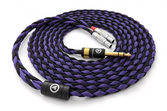 OIDIO Mongrel Cable for Focal Utopia Headphones