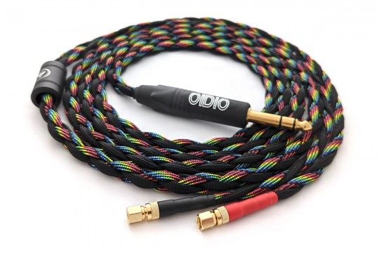 OIDIO Mongrel Cable for HiFiMAN Gen 1 SMC Headphones