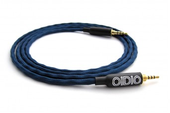 OIDIO Pellucid Cable for Sony MDR-1A & MDR-1AM2 Headphones