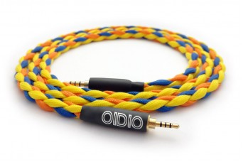 OIDIO Mongrel Cable for Sony MDR-1A & MDR-1AM2 Headphones