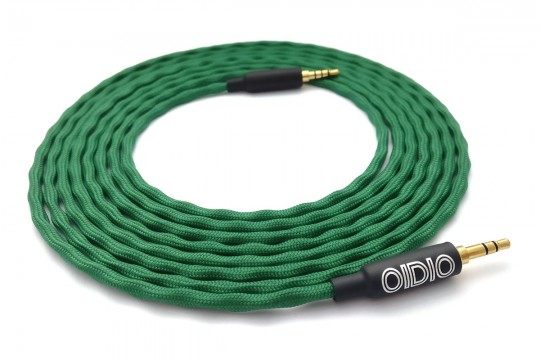 OIDIO Pellucid Cable for Fostex T60RP Headphones