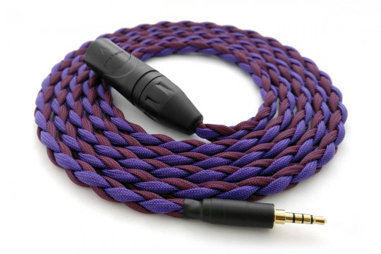 OIDIO Mongrel Cable for Fostex T60RP Headphones
