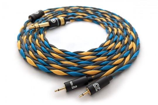 OIDIO Mongrel Cable for OLLO Audio S4, S4R & S4X Headphones