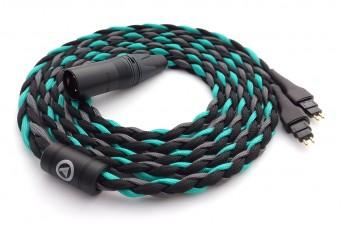 OIDIO Mongrel Cable for Sennheiser HD600, HD650 & HD660S Headphones