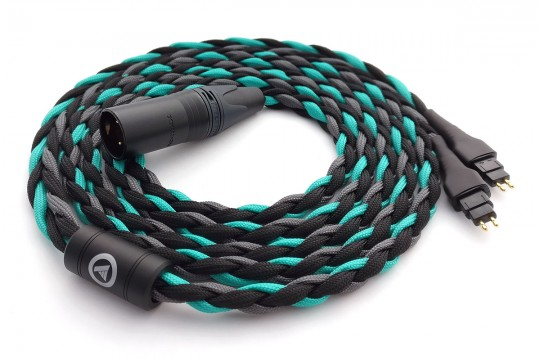 OIDIO Mongrel Cable for Sennheiser HD600, HD650 & HD660S Headphones