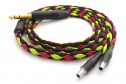 OIDIO Mongrel Cable for Sennheiser HD800 & HD800S Headphones