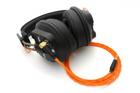 Balanced Modded Fostex T50RP MK3 Headphone Bundle with Pellucid-PLUS Cable