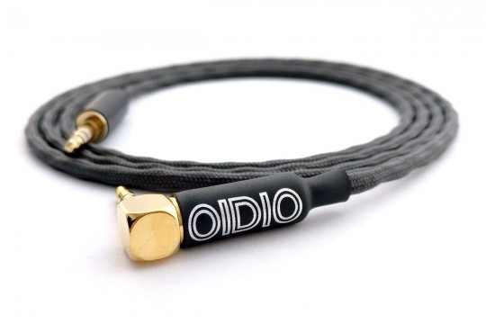OIDIO Pellucid Jack to Jack Aux Cable