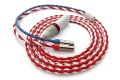 Ready-made OIDIO Mongrel Cable for Audeze LCD & ZMF Headphones - 6ft with XLR