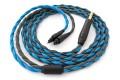 Ready-made OIDIO Mongrel Cable for Sennheiser HD600, HD650 & HD660S Headphones - 1.75m 6.35mm